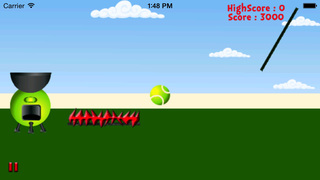 Tennis Ball Mania Pro screenshot 2