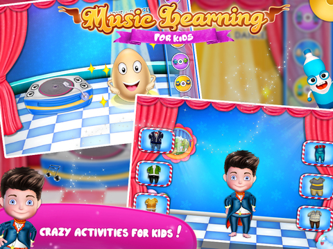 Music Learning For Kids screenshot 8
