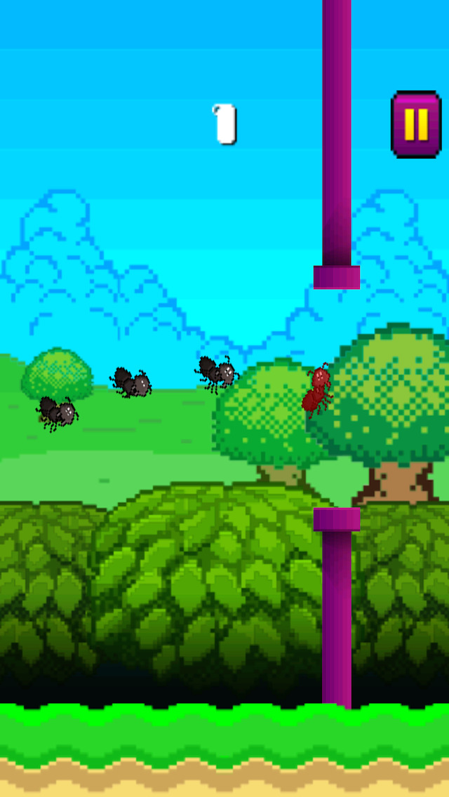 Make Them Ants Get Smashed and Fall screenshot 1