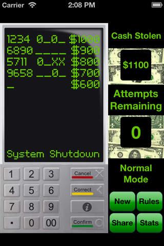 ATM Hacker - náhled