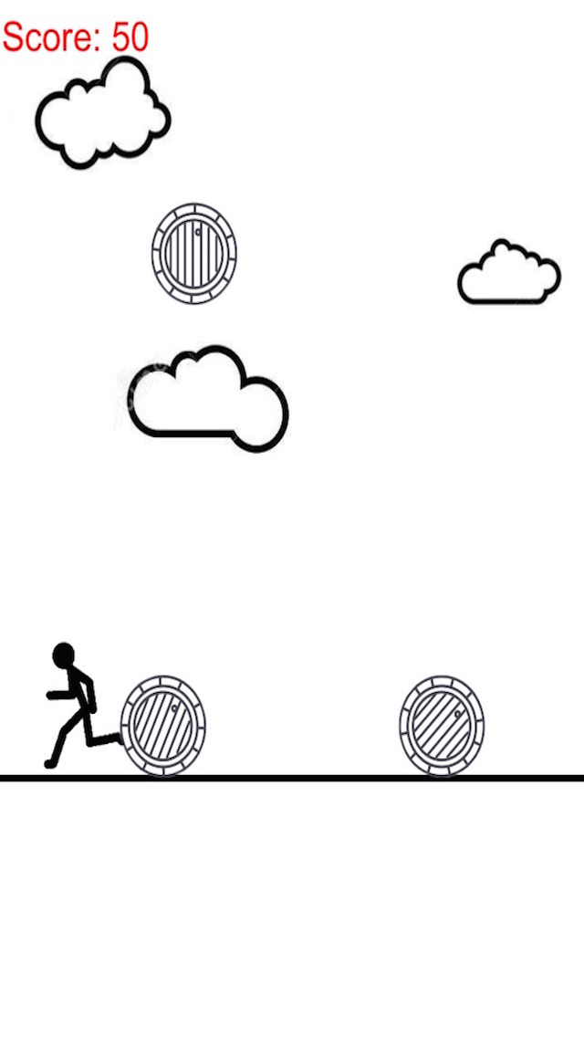 A Stickman On Paper - Raindrop Of Barrel screenshot 3