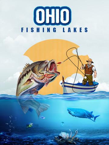 Ohio Fishing Lakes screenshot 6