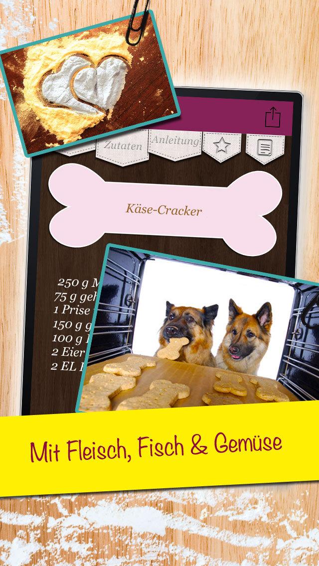 Hundekekse - Rezepte für Hunde screenshot 4