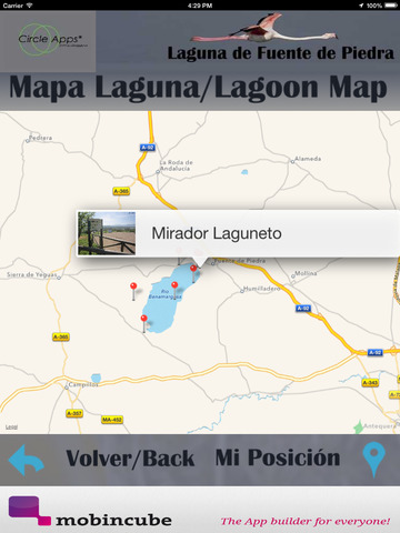 Laguna de Fuente de Piedra screenshot 8
