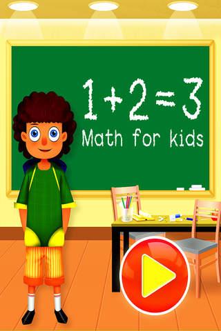 1 + 2 = 3 Math For Kids - náhled