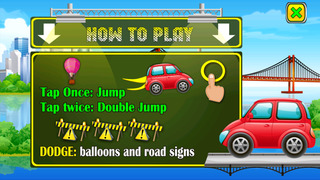 Car Bridge Jump screenshot 3