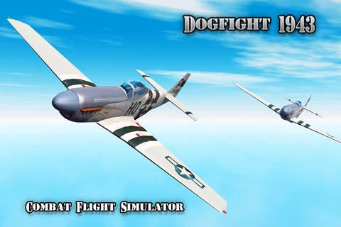 Dogfight 1943 Combat Flight Simulator - náhled