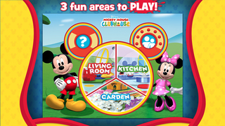 Mickey Mouse Clubhouse Color & Play screenshot #1