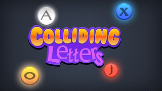 Colliding Letters screenshot 1