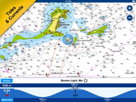 Boating Denmark&Greenland HD screenshot 4
