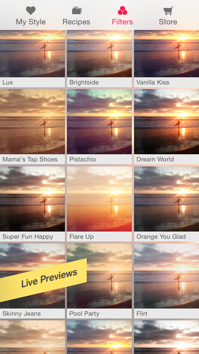 PicTapGo - Photo Editor screenshot 2
