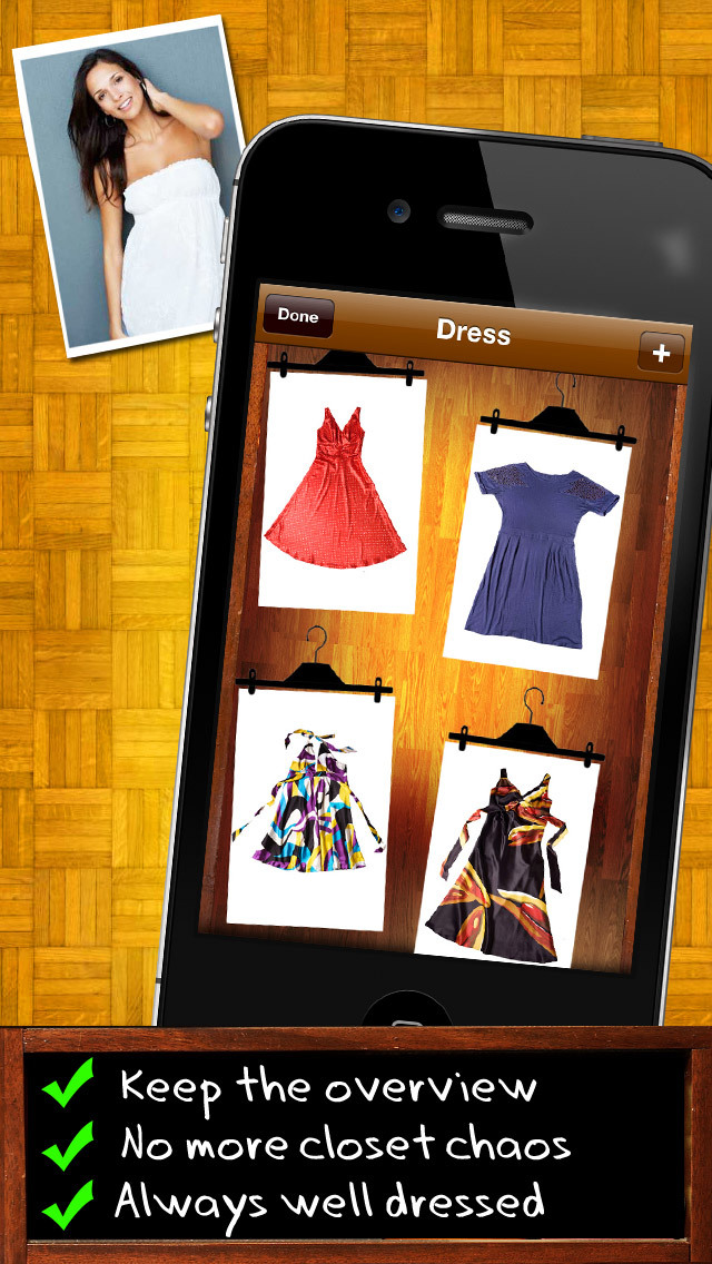 My Wardrobe - Your Clothes screenshot 2