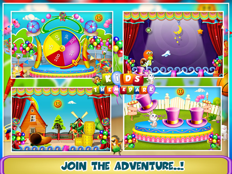kids Theme Park screenshot 6