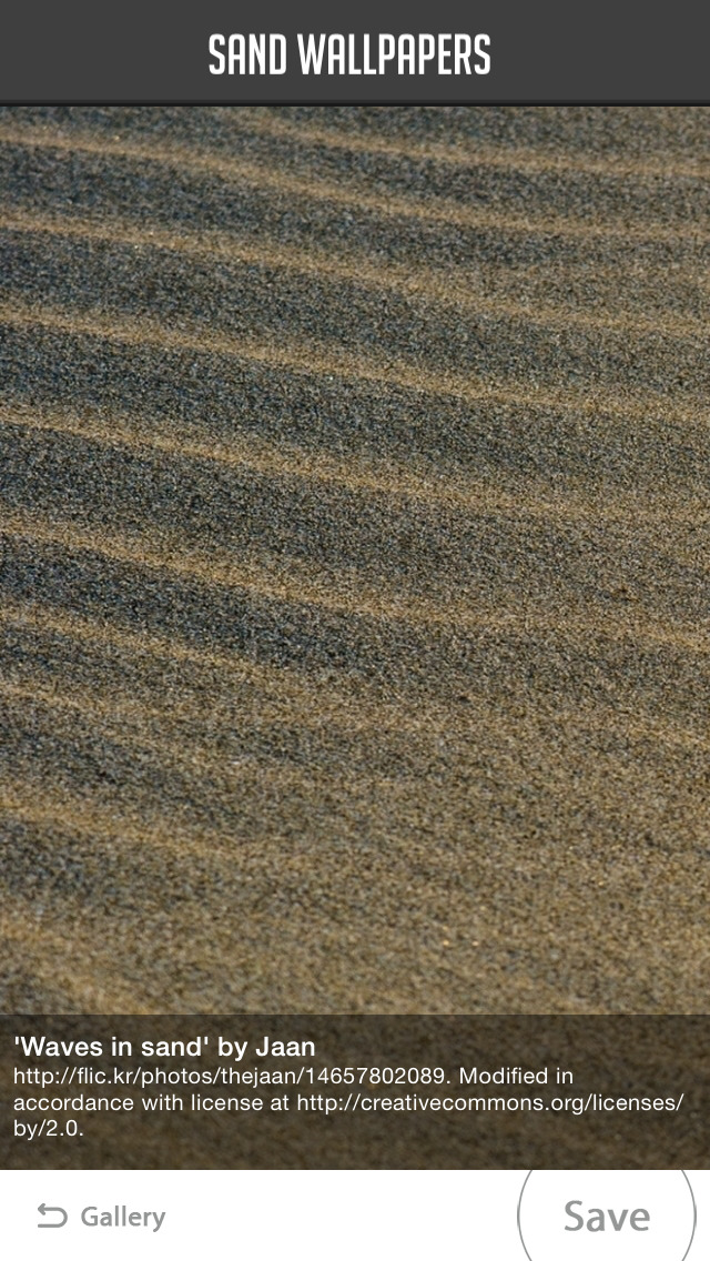 Sand Wallpapers screenshot 4