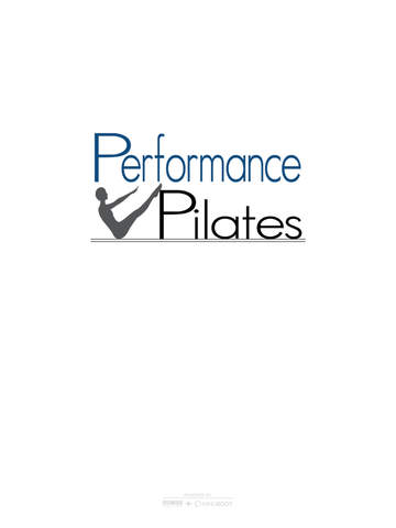Performance Pilates screenshot #1