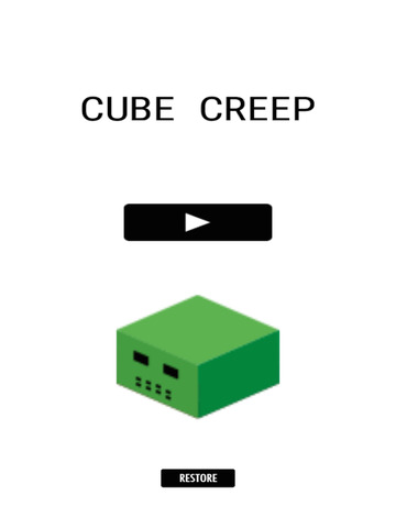 Cube Creep screenshot 5