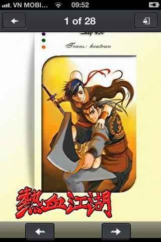 MobiTruyen - Pro : Doc truyen tranh manga hai hay - náhled