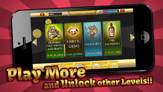 Slots - Thrones & Thieves (Big Win King Casino of Fire Warriors & Legends) Free screenshot 4
