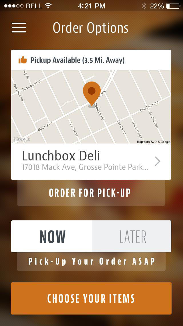 Lunchbox Deli screenshot 2