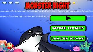 Monster Nigth : Shark  Sea screenshot 1