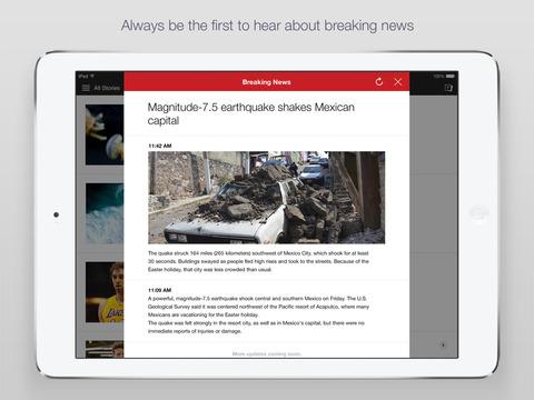 Yahoo News: Live Breaking News screenshot 9
