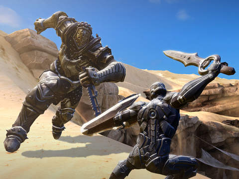 Infinity Blade III screenshot 9