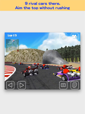 Robo Kart Racing FREE screenshot 7