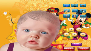 Baby Makeover screenshot 4