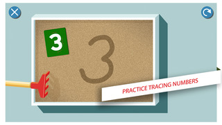Montessori Numberland - Learn to count and trace numbers screenshot #3