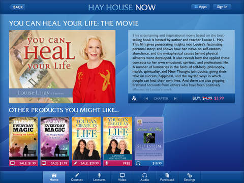 Hay House NOW screenshot 7