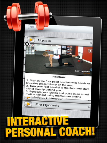 Tabata Timer X² - interval HIIT trainer FREE screenshot 8