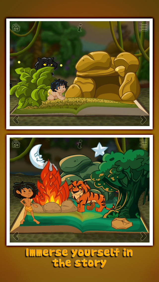 StoryToys Jungle Book screenshot 5
