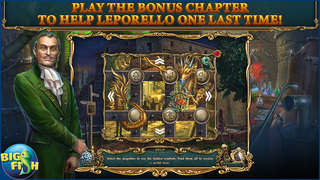 Haunted Legends: The Stone Guest - A Hidden Objects Detective Game screenshot 4