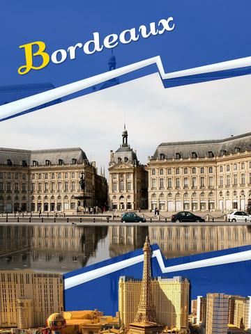 Bordeaux Offline Travel Guide screenshot 6