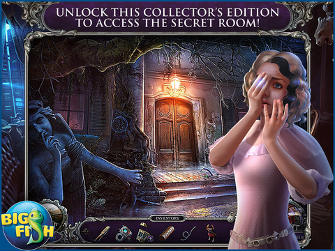 Mystery Trackers: Blackrow's Secret HD - A Hidden Object Detective Game screenshot 4
