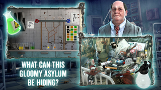 Medford Asylum: Paranormal Case - Hidden Object Adventure screenshot 4