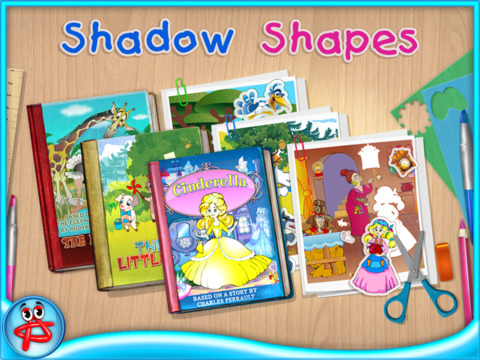 Shadow Shapes: Free Puzzle Games for Kids screenshot 6