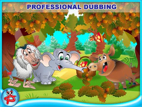 Animals Around the World Lite screenshot 4