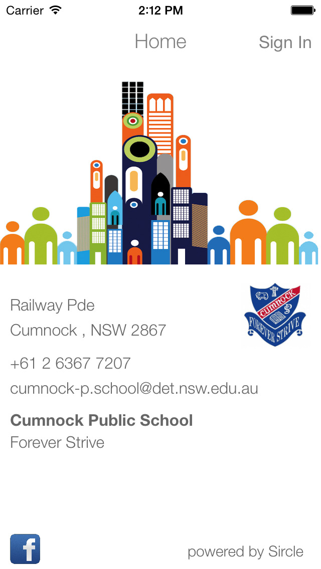 Cumnock Public School screenshot 2