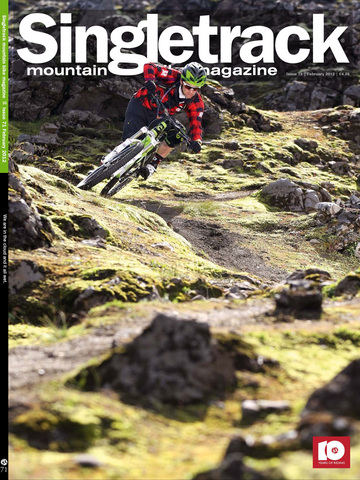 Singletrack Magazine screenshot 7