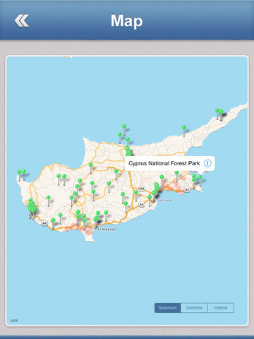 Cyprus Essential Travel Guide screenshot 9
