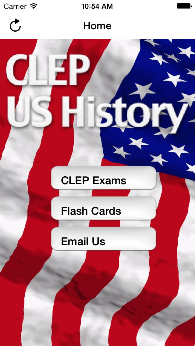 CLEP US History Prep screenshot 2