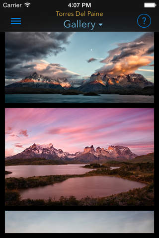 Torres del Paine, A Creative Adventure by Denise I - náhled