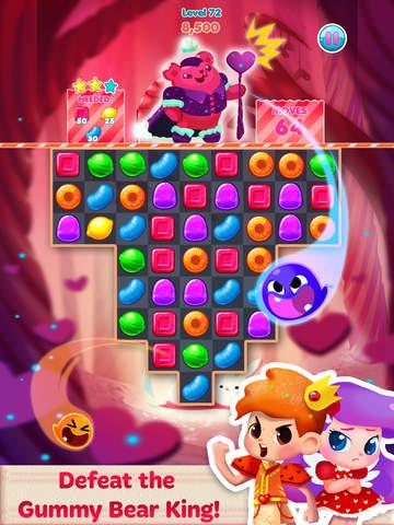 Candy Blast Mania Valentines screenshot 6