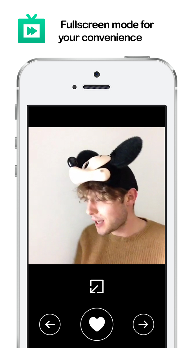 TV for Vine : (Watch Best Vine Videos , Create Your Own Video Channel , Vines Non-Stop -  is the Best Way to Watch Cool Vines) screenshot 3