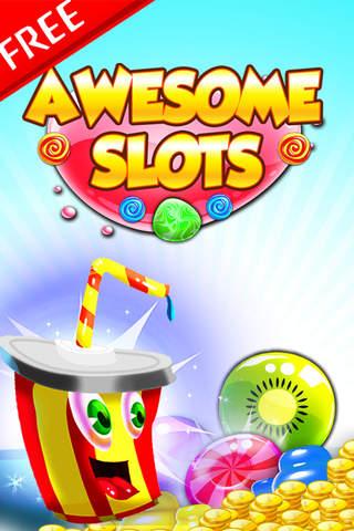 Candy Soda Slots - Double U Casino Magic Wonderlan - náhled