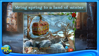 Living Legends: Ice Rose - A Hidden Object Fairy Tale (Full) screenshot 2