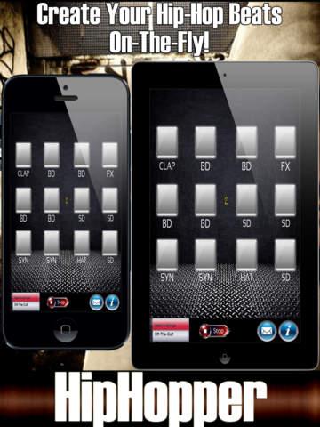 HipHopper Free - Hip-Hop & RNB Drum Beat Maker screenshot 5