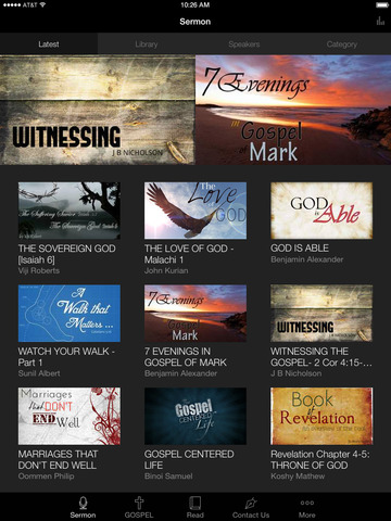 Sermon App screenshot 4