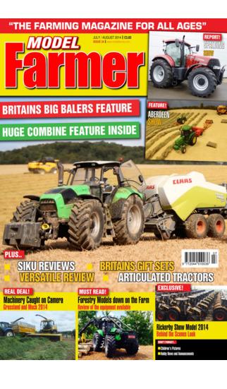 Model Farmer screenshot 1